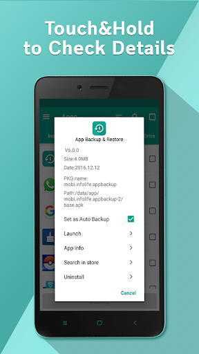Backup & Restore for Android - Download | Cafe Bazaar