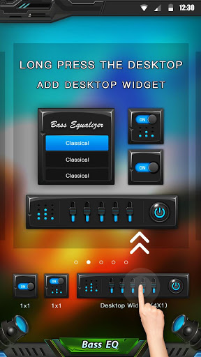 Equalizer & Bass Booster for Android - Download   Cafe Bazaar