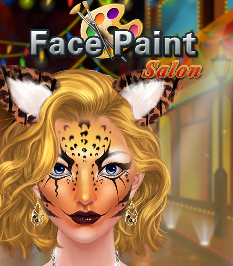 Face Paint Salon