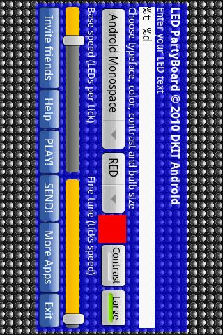 LED PartyBoard - Download | Install Android Apps | Cafe Bazaar