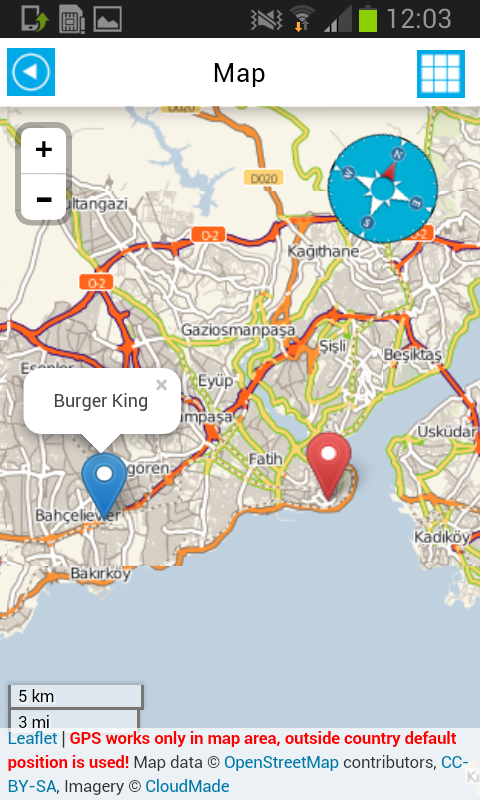 turkey Map Download Install Android Apps Cafe Bazaar
