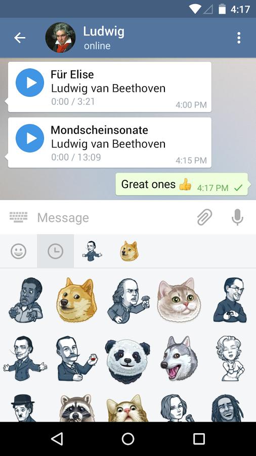 دانلود رایگان برنامه تلگرام