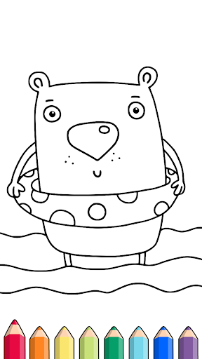 Coloring Expert - Colouring Pages App For You