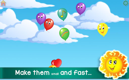 Kids Balloon Pop Game Free 🎈
