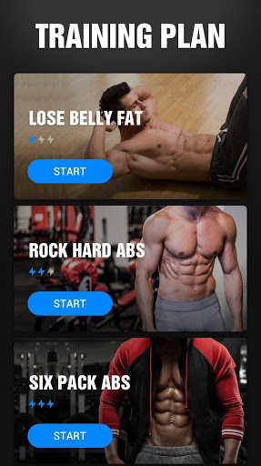 Six Pack in 30 Days - Abs Workout for Android - Download | Cafe Bazaar