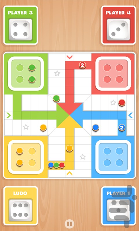 Ludo Royal Game for Android - Download | Cafe Bazaar