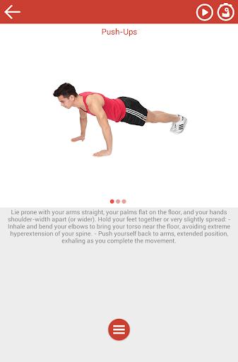 Fitness & Bodybuilding screenshot