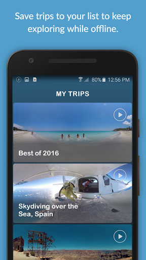 Ascape VR: 360° Virtual Travel for Android - Download | Cafe Bazaar