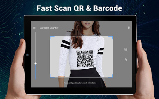 QR Code Scan & Barcode Scanner for Android - Download | Cafe Bazaar