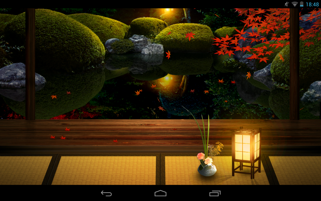 Popular Wallpaper Night Japanese Garden - uistore  You Should Have-875167.jpg