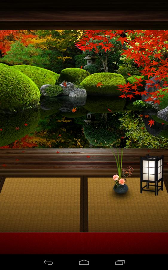 zen garden fall download install android apps cafe bazaar. Black Bedroom Furniture Sets. Home Design Ideas