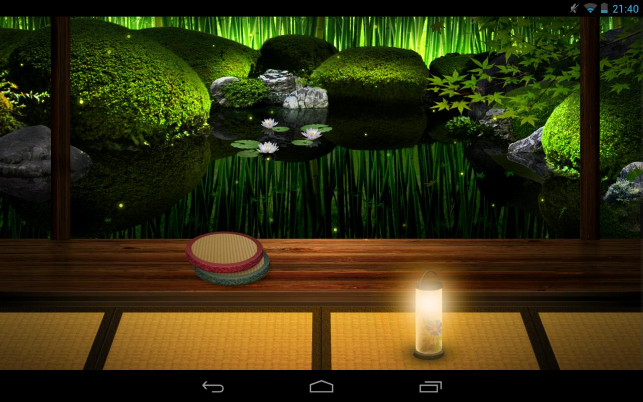 Nice Zen Garden  Summer