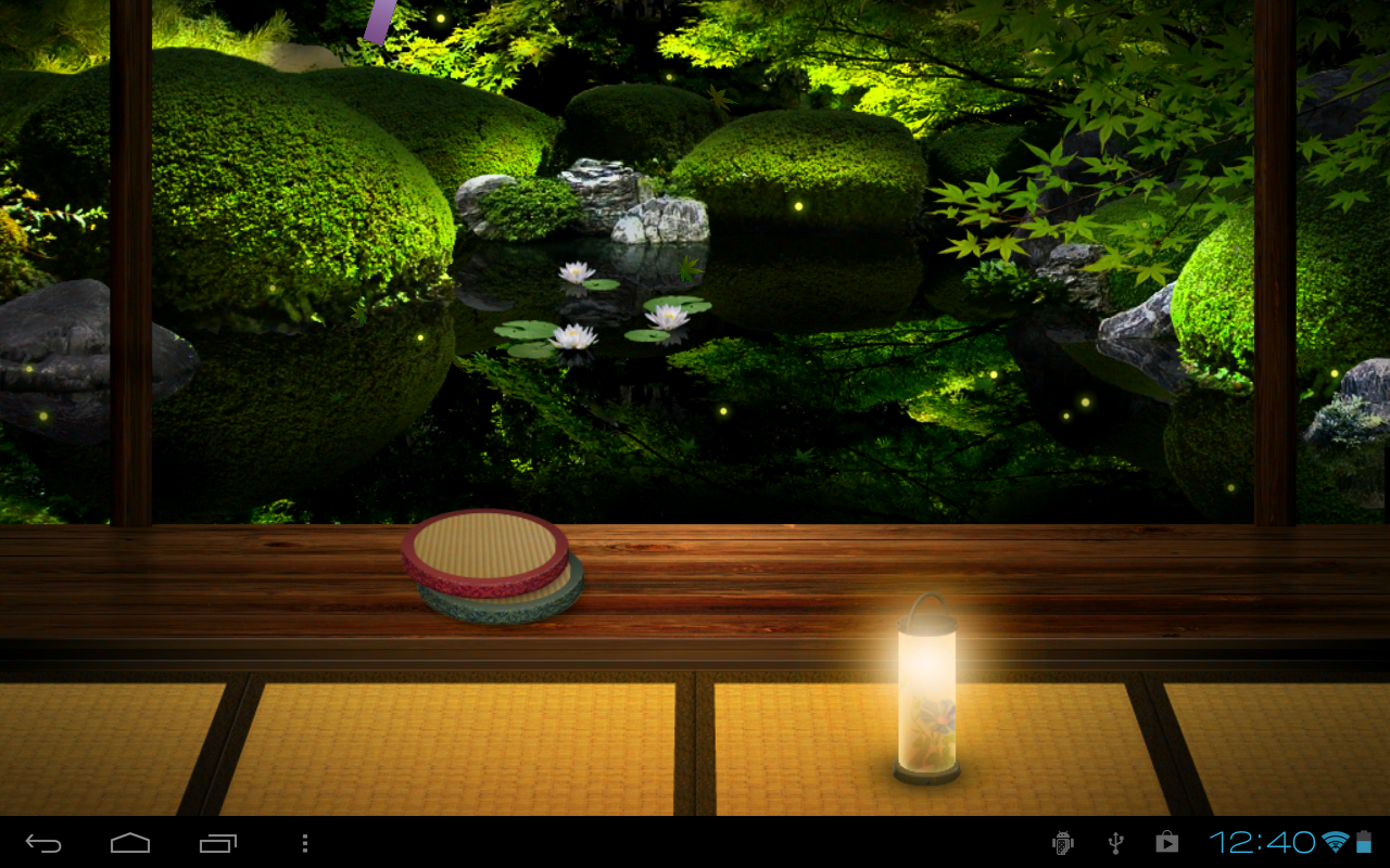zen garden summer download install android apps cafe bazaar. Black Bedroom Furniture Sets. Home Design Ideas