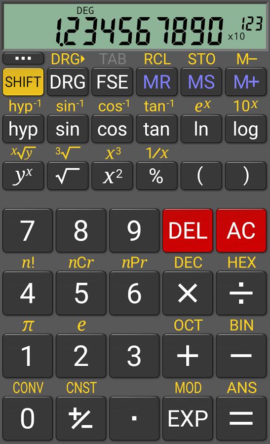 Scientific calculators   calculators   products   casio.