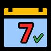 هفت نوت دفترچه یادداشت هفتگی