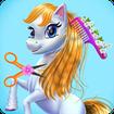 Fairy Pony Horse Mane Braiding Salon