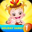 Baby Hazel Holiday Games