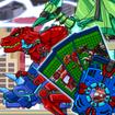 Transform Dino Robot - General Mobilization