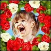 عکس شما با گلها
