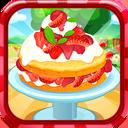 پخت کیک جنگلی