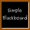Simple Blackboard