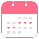 Period tracker & Ovulation calendar by PinkBird