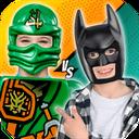 Super Ninja Mask Photo Editor