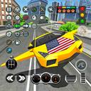 Real Flying Car Simulator Driver