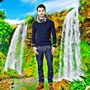 Waterfall Photo Editor - Photo Frames