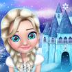 Ice Princess Doll House Games