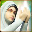 شبیه ساز سه بعدی نماز (دخترانه)