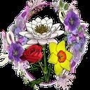 آموزش نقاشی گلها