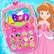 Pink Baby Princess Phone