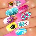 Nail Polish Design Photo Edit 💅📷 Decorate Nails