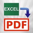 Convert Excels to PDF: Export XLS XLSX Data To PDF