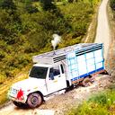 Pickup Truck Driving Simulator Uphill 3D 2020
