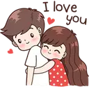 WAStickerApps - Romance Stickers Love Story Packs