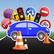 آزمون آیین نامه رانندگی + آموزش