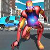 Iron Superhero War - Superhero Games