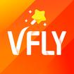 VFly - Video editor, Video maker, Video status app