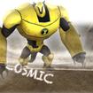 The Alien Mission - Cosmic Destroy
