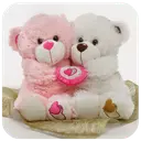 lock screen teddy bear