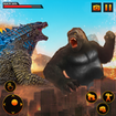 Angry Gorilla City Rampage Animal Attack Games