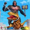 Angry Gorilla Game: Kong City Smasher King Gorilla