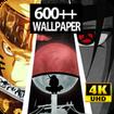 Ninja Ultimate Konoha Premium Wallpaper 4K+