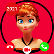 fake Call from princess anna Chat and video call