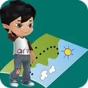 آموزش حروف الفبای فارسی (تعاملی)
