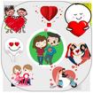 استیکر عاشقانه واتساپ-متنوع