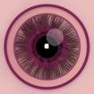 آسبینا - آرایش لحظه ای صورت