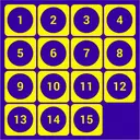 پازل رنگی عددی
